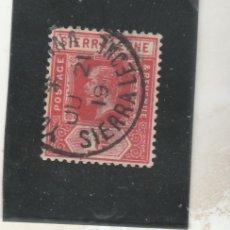Sellos: SIERRA LEONE 1912 - SG NRO. 113 - USADO. Lote 140369252