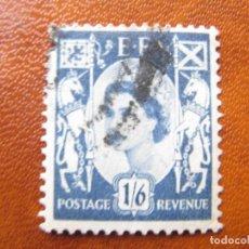 Sellos: 1966 EMISIONES REGIONALES, ESCOCIA, YVERT 433. Lote 145488874