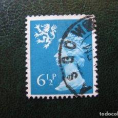 Sellos: 1976ISABEL II, EMISIONES REGIONALES, ESCOCIA. Lote 145970846
