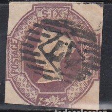Sellos: GRAN BRETAÑA, 1847-54 YVERT Nº 5. Lote 146446478