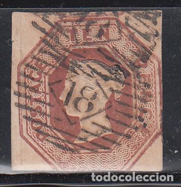 GRAN BRETAÑA, 1847-54 YVERT Nº 6 (Sellos - Extranjero - Europa - Gran Bretaña)