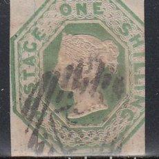 Sellos: GRAN BRETAÑA, 1847-54 YVERT Nº 7. Lote 146446930