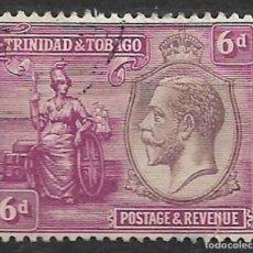 Sellos: TRINIDAD AND TOBAGO 1922 SC# 27 USED - 8/35. Lote 218173336