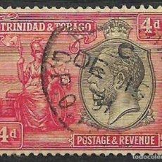 Sellos: TRINIDAD AND TOBAGO 1928 SC# 26 USED - 8/35. Lote 218173472