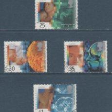 Sellos: R/19205, SERIE USADA DE GRAN BRETAÑA -TEMA EUROPA CEPT-, AÑO 1994, EN BUEN ESTADO. Lote 147487050