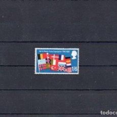 Sellos: GRAN BRETAÑA 1969, YVERT 560, MNH-SC. Lote 147491042