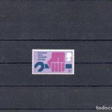 Sellos: GRAN BRETAÑA 1969, YVERT 561, MNH-SC. Lote 147491126