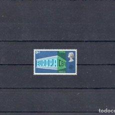 Sellos: GRAN BRETAÑA 1969, YVERT 562, MNH-SC. Lote 147491206