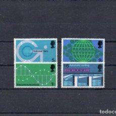 Sellos: GRAN BRETAÑA 1969, YVERT 575-78, MNH-SC. Lote 147491570