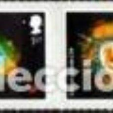 Sellos: SELLOS USADOS DE GRAN BRETAÑA, YT 2847/ 48. Lote 152394226
