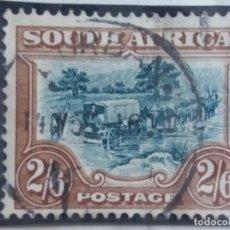 Sellos: SELLO, COLONIAS BRITANICAS, SOUTH AFRICA, 2/6, 1926,. Lote 152953062