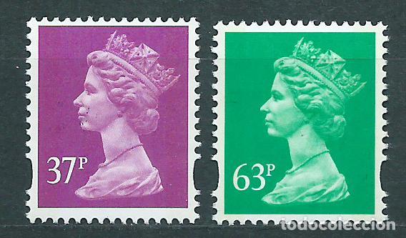 GRAN BRETAÑA - CORREO 1996 YVERT 1883/84 ** MNH (Sellos - Extranjero - Europa - Gran Bretaña)