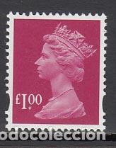 GRAN BRETAÑA - CORREO 2007 YVERT 2897 ** MNH ISABEL II (Sellos - Extranjero - Europa - Gran Bretaña)