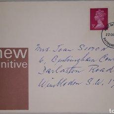 Sellos: SOBRE WIMBLEDON 1980 SIN ABRIR. Lote 154409776