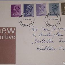 Sellos: SOBRE WIMBLEDON 1981 SIN ABRIR. Lote 154410578