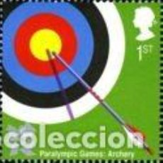 Sellos: LOTE DE 6 SELLOS NUEVOS GRAN BRETAÑA, JJ OO LONDRES 2012. Lote 155253710