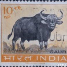 Sellos: SELLOS, COLONIAS INGLESAS, INDIA, 10NP, AÑO 1947. .. Lote 155984358