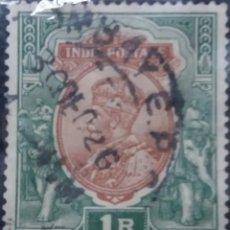 Sellos: SELLOS, COLONIAS INGLESAS, INDIA, REY GEORGE V, 1R, AÑO 1930.. Lote 155986398