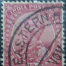 Sellos: SELLOS, COLONIAS INGLESAS, INDIA, REY GEORGE VI, 12A, AÑO 1920.. Lote 155987478