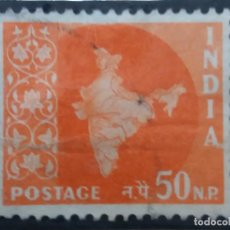 Sellos: SELLOS, COLONIAS INGLESAS, INDIA, 13NP, AÑO 1957.. Lote 155988594