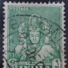Sellos: SELLOS, COLONIAS INGLESAS, INDIA, 9PS, AÑO 1941.. Lote 155988718