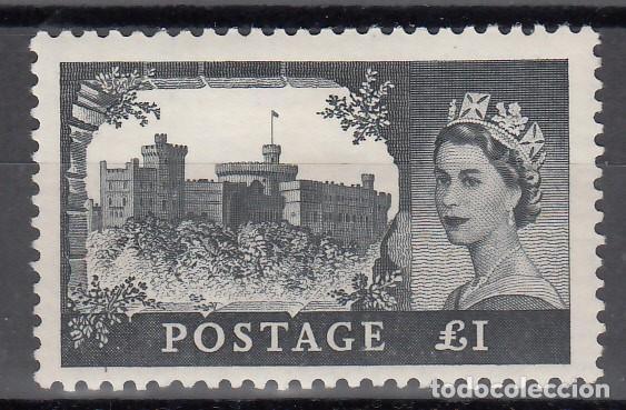 GRAN BRETAÑA, 1955 YVERT Nº 286 /*/ (Sellos - Extranjero - Europa - Gran Bretaña)