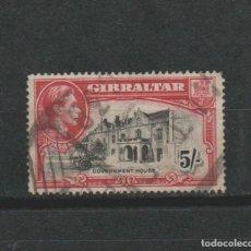 Sellos: LOTE F SELLOS SELLO GIBRALTAR UNOS 20 EUROS CATALOGO. Lote 171027969