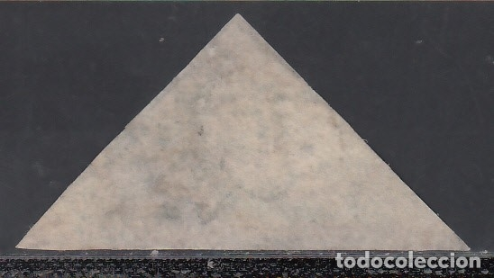 Sellos: COLONIAS INGLESAS, CABO DE BUENA ESPERANZA, 1853 YVERT Nº 5 - Foto 2 - 173138952