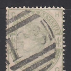Sellos: GRAN BRETAÑA, 1883-84 YVERT Nº 81. Lote 173412820
