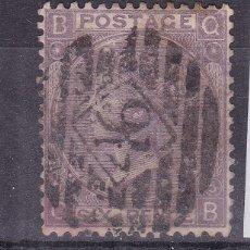 Sellos: KK11-CLÁSICOS GRAN BRETAÑA YT 29 PLANCHA 5 . USADO. Lote 174476980
