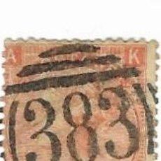 Sellos: SELLO USADO DE GRAN BRETAÑA, YT 58 ( FOTO ORIGINAL). Lote 179526852