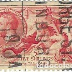 Sellos: SELLO USADO DE GRAN BRETAÑA, YT 199 ( FOTO ORIGINAL). Lote 179538212