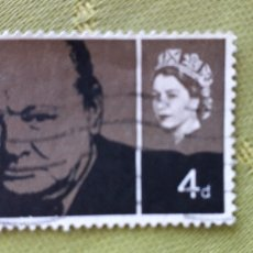 Sellos: 1965 CHURCHILL. Lote 180199052