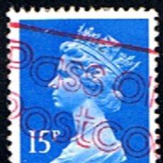 Sellos: SELLO GRAN BRETAÑA // YVERT 1402 // 1989 ... USADO. Lote 183608013
