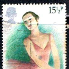 Sellos: SELLO GRAN BRETAÑA // YVERT 1043 // 1982 ... USADO. Lote 183609193