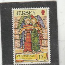 Sellos: JERSEY 1993 - YVERT NRO. 629- USADO - . Lote 191221013
