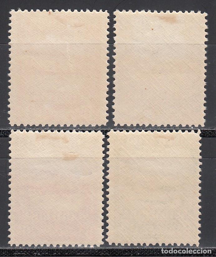 Sellos: COLONIAS INGLESAS, ÁFRICA DEL SUR, AÉREO 1925 YVERT Nº 1 / 4 /*/ - Foto 2 - 191832227