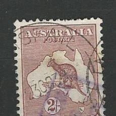 Francobolli: GRAN BRETAÑA (AUSTRALIA) YVERT 11 USADO L12. Lote 191905463