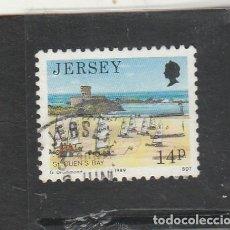 Sellos: JERSEY 1989 - YVERT NRO. 463 - USADO - . Lote 192985757