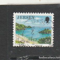 Sellos: JERSEY 1989 - YVERT NRO. 460 - USADO - . Lote 192985803
