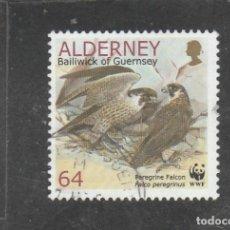 Sellos: ALDERNEY 2000 - YVERT NRO. 151 - USADO. Lote 194160766