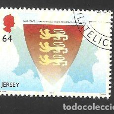 Sellos: JERSEY. Lote 194339768