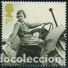 Sellos: SELLO USADO DE GRAN BRETAÑA, YT 3339, AUN POR DESPEGAR. Lote 194735878