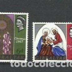 Sellos: GIBRALTAR 1967. Lote 194908872