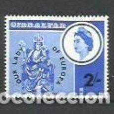 Sellos: GIBRALTAR 1966. Lote 194908910