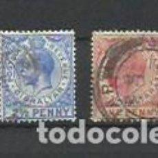 Sellos: GIBRALTAR 1912. Lote 194908937