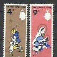Sellos: GIBRALTAR 1968. Lote 194908995