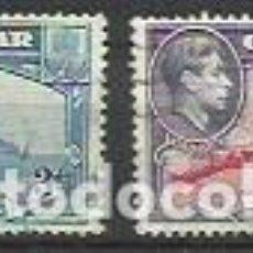 Sellos: GIBRALTAR 1938. Lote 194909023