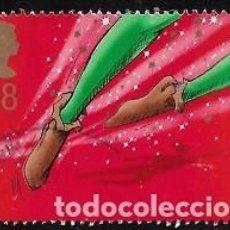 Sellos: SELLO USADO DE GRAN BRETAÑA, YT 2362. Lote 194950191