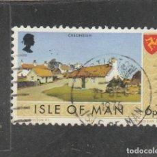 Sellos: ISLA DE MAN 1973 - YVERT NRO. 11 - USADO - . Lote 195148301